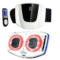 Portable Low level physical laser therapy massager for waist pain relief