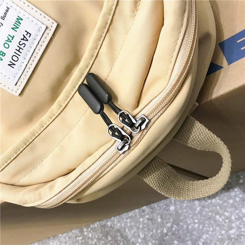 Fashion Backpack Women Backpack 3 PCS set Students shoulder Bags bagpack Candy Colour Junior High school bags for teenage girls