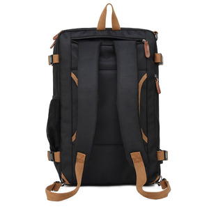 Image 2 - حقيبة ظهر رجالي متعددة الوظائف للكمبيوتر المحمول 17.3 بوصة لأجهزة Macbook Pro 15 حقيبة كمبيوتر محمول حقيبة سفر حقيبة كمبيوتر محمول 15.6 بوصة