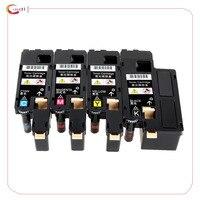 Compatible 4 x Toner For Fuji Xerox CP215 CP215W CM215f CM215fw CM215b CP105b CP205 CM205fw