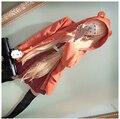 Супер Мило Аниме Himouto! умару-чан Сурка Hat Капюшоном Куртки Осень Тонкий Пальто Оранжевый Верхней Одежды