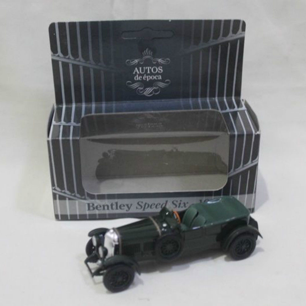 1:43 Coleccion Autos De epoca Bentley Speed Six 1929 Diecast Toy Vehicles Models