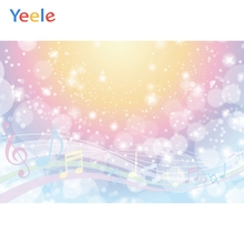 Yeele Wallpaper Party Colorful Glitter Nice Notes Photography Backdrop Personalized Photographic Backgrounds For Photo Studio