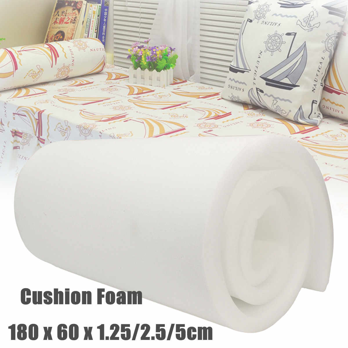 Inch High Density Foam Seat Cushion