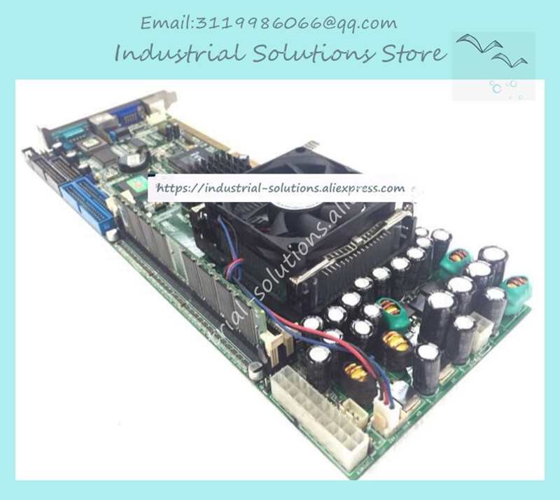 IPC Board FSC-1713VNA B0 1.1 Memory CPU With No Fan 100% tested perfect quality стоимость