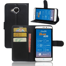 PU Leather case for ZTE Blade A315 Case Wallet With Card Holder Stand case For ZTE Blade A315 Cover Vintage Cover Coque Fundas