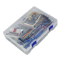 Smart Electronics Enhanced Starter Kit 1602 LCD Servo Motor LED Relay RTC with Plastic Box for arduino Compatible with UNO R3