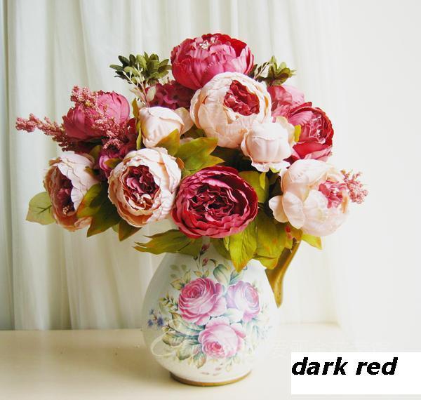 Декоративные цветы большие