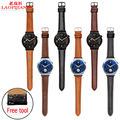 Laopijiang  HUAWEI Watch Leather Watch Strap with Italy head layer calf leather switch for men and women