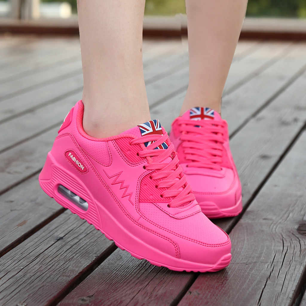 ยี่ห้อใหม่ผู้หญิงรองเท้าสบายๆ Breathable ตาข่าย Unisex รองเท้ากลางแจ้งรองเท้าผ้าใบสำหรับชาย Krasovki Trainers # O