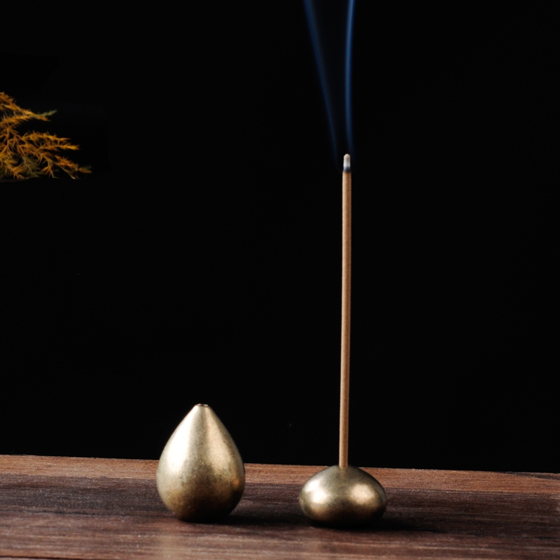 Wholesale Incense Stick Holder Brass Small Censer