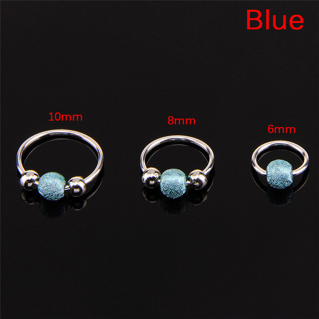 1pcs Nostril Hoop Fashion Nose Earring Piercing High Quality Nose