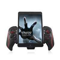 Portable BTC 938 Bluetooth Wireless Adjustable Game Pad Gamepad Joypad Gaming Controller For IOS Android Ipad
