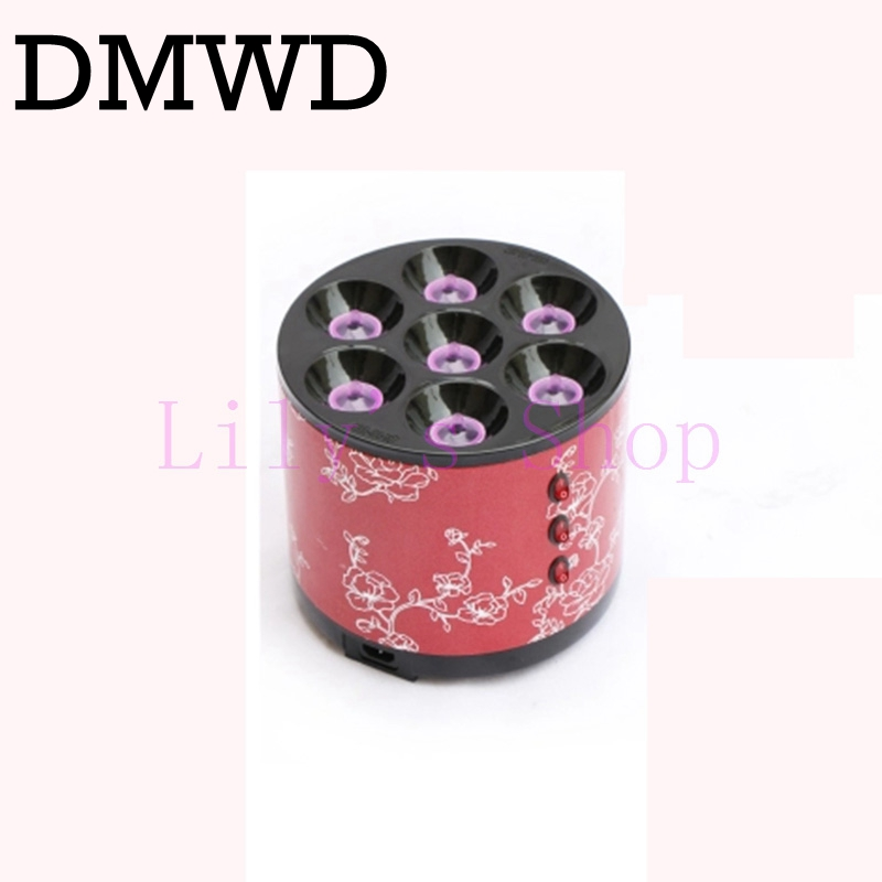 DMWD Electric Egg Boiler Egg Roll Sausage Maker Commercial hot dog eggs roller cup omelette Master breakfast cooking machine EU sushi maker onigiri roll ball cutter roller a1474