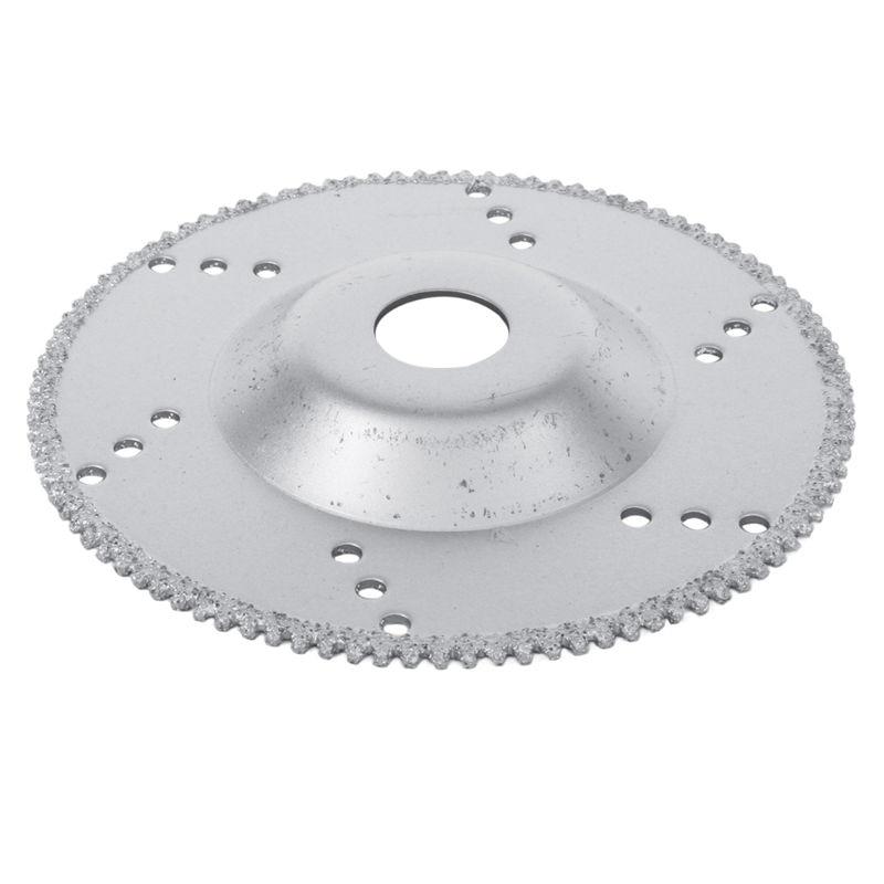 100mm Dia Round Glass Tile Concrete Diamond Polishing Cutting Disc