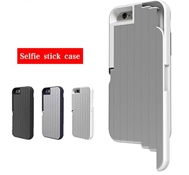 the latest 59607 87efb US $29.58 |2016 New Brand Stikbox 3 in 1 Aluminum Selfie Stick Case for  Iphone 6 6s Plus Phone Holder Back Cover Coque a Fundas Para Celuar on ...