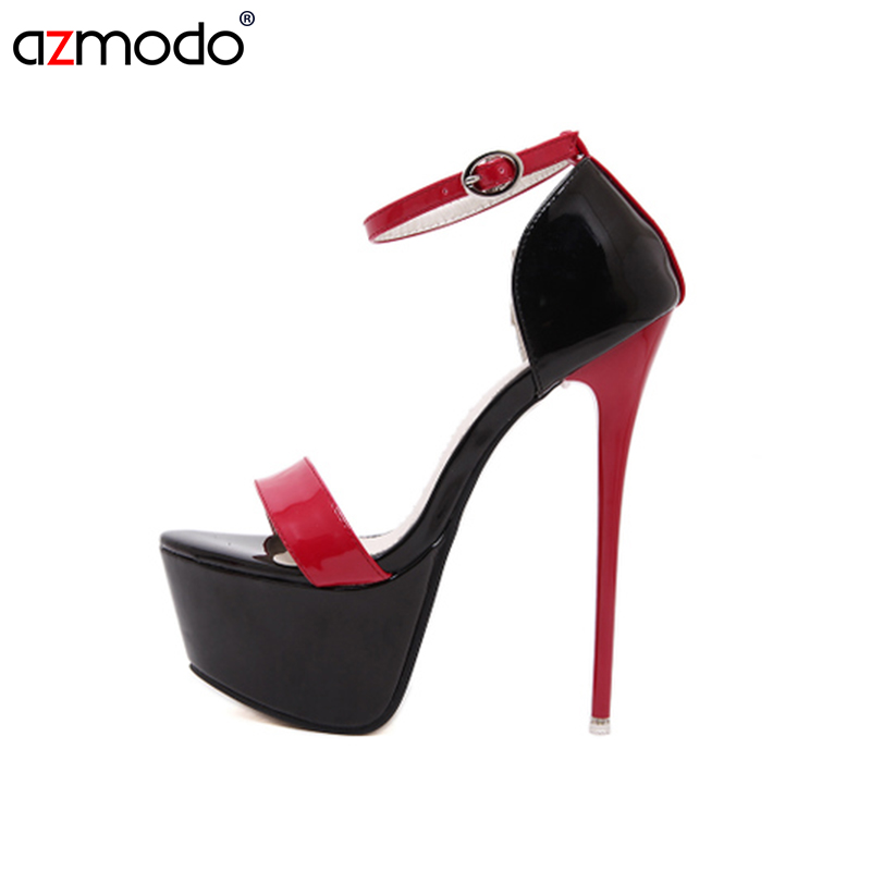 2018 New Arrival shoes woman Stiletto zapatos mujer sandals chaussure femme ankle  high heels party pumps sandalias femininas promend mountain bike riding helmet integrated safety hat road cycling equipment for men and women