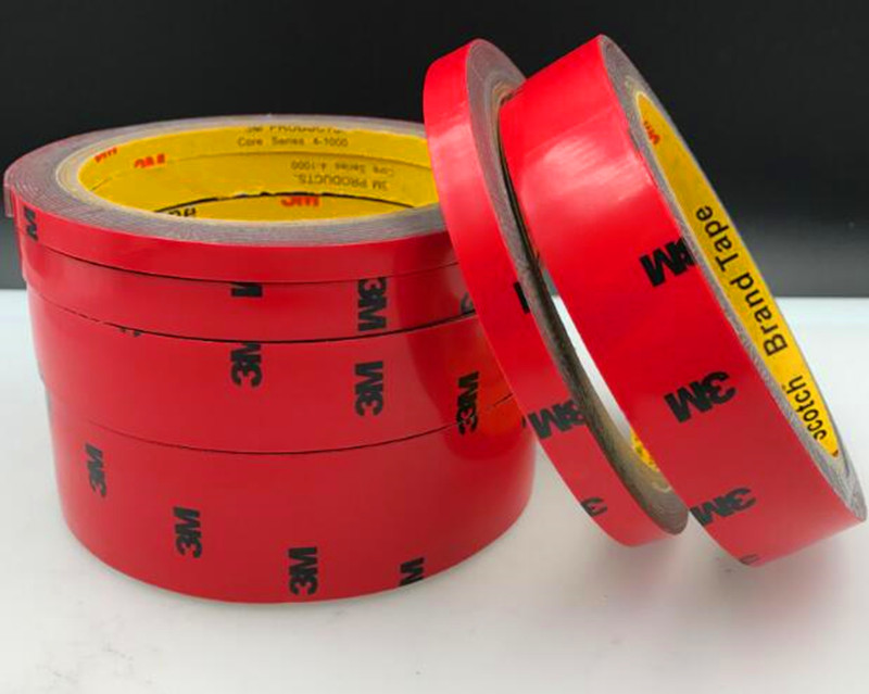 50mx3m /3m Tape Double Sided Acrylic Foam Adhesive Auto Car Styling Interior Tape Decorate Glue Stick Car-styling Width 50mm цена