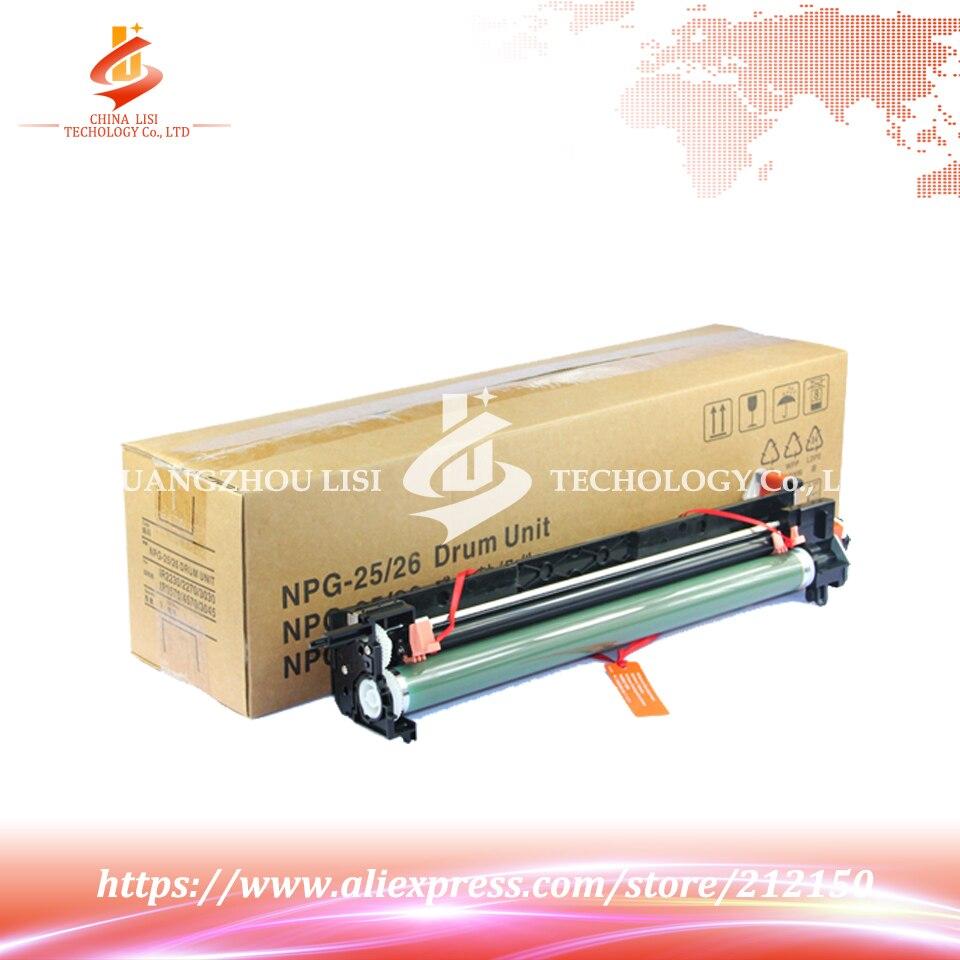 NPG-26 Drum Compatible ALZENIT For Canon IR-501K 502K 503K 728K 735K  OEM New Imaging Drum Unit Black Color Printer Parts