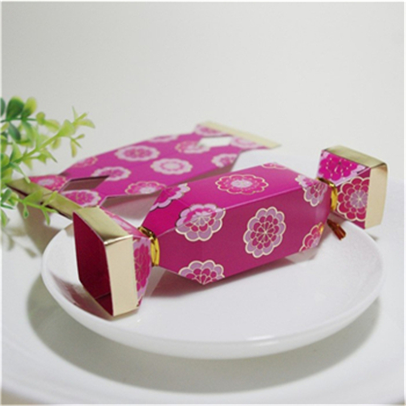 Free Shipping 100pcslot Chinese Style Wedding Candy Box Wedding