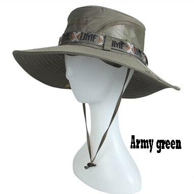 Sonderabschnitt Outdoor Männer Sommer Hut Fischer Sonnenhut Uv Schutz Angeln Hut Bergsteigen Sonne Hut KöStlich Im Geschmack Kopfbedeckungen Für Herren