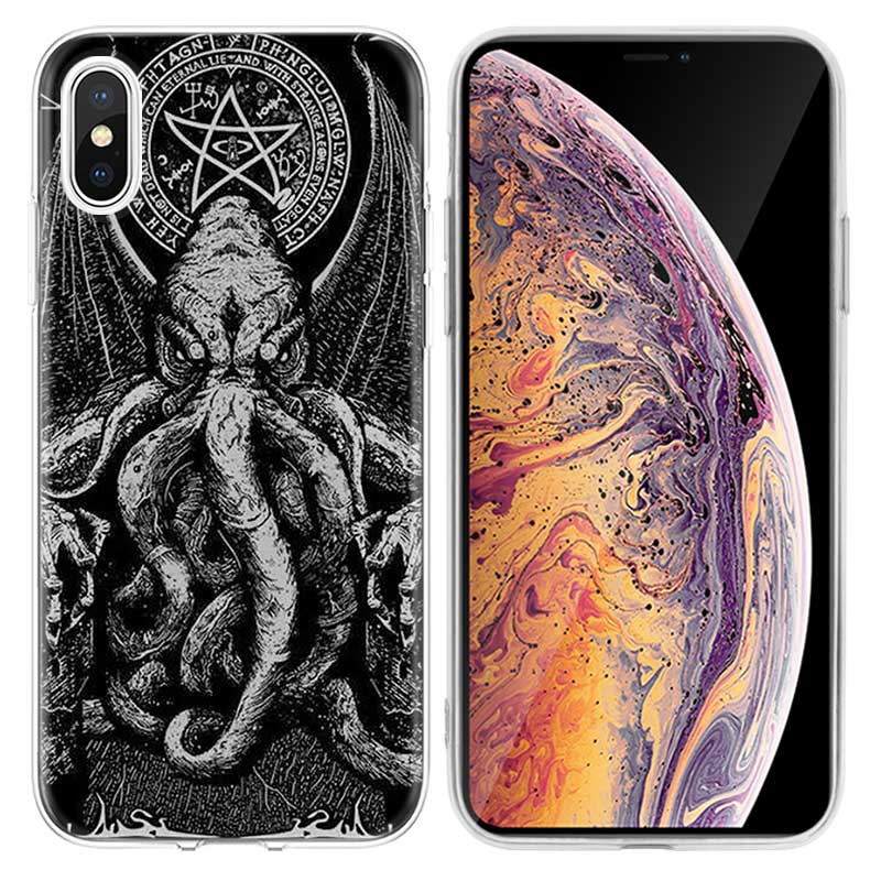 cthulhu coque iphone 6