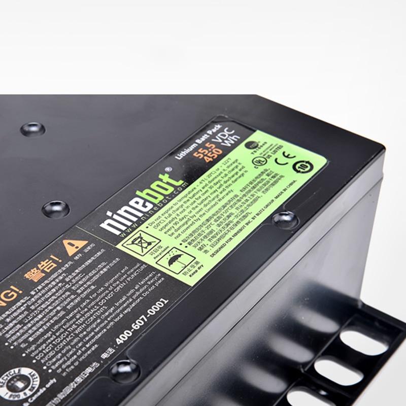 Ninebot Elite battery screws