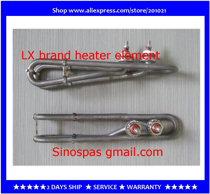 Whirlpool LX 3KW Heater Element H30-R1 R2 R3 Chinese Spa Bath Hot tub - Replacement Hot Tub Parts Spa Heating hot parts