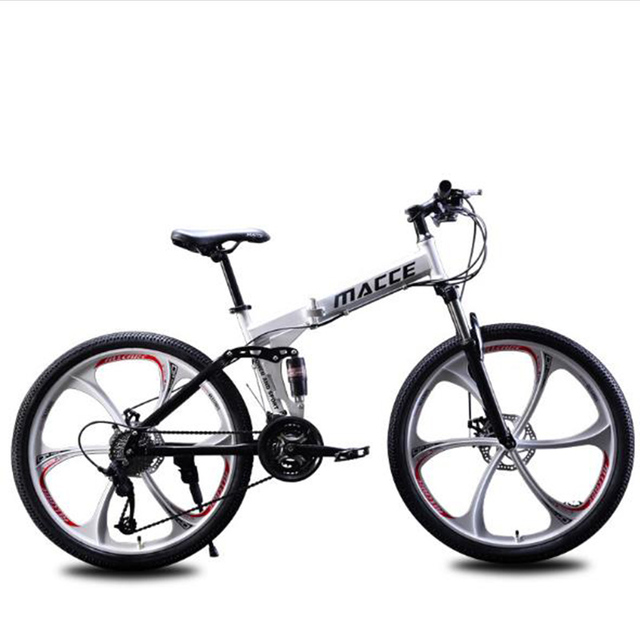 26 Inch Folding Mountain Bike