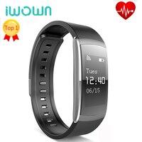 2017 New IWOWN I6 PRO Smart Wristband Heart Rate Monitor IP67 Waterproof Smart Bracelet Fitness Tracker