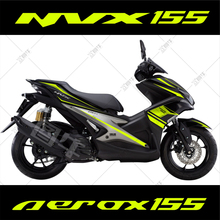 Motorcycle car Whole car flower pulling Body sticker For Yamaha NVX AEROX 155