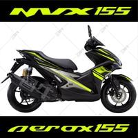 Motorcycle car Whole car flower pulling Body sticker For Yamaha NVX AEROX 155