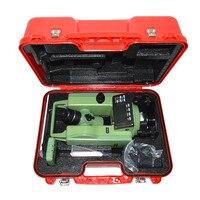 Laser elettronico teodolite DE2A DC 6V laser teodolite strumenti di misura sul sito 1pc