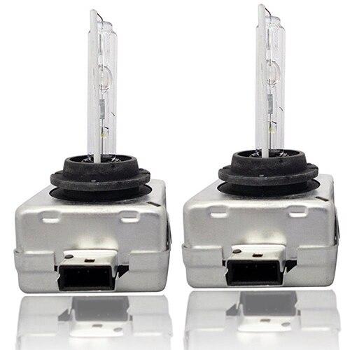 Date Chaude 1 Paire 4300 K 5000 K 6000 K 8000 K 12000 K D1S D1C HID Xenon Ampoules De Voiture Auto Lumières dans Phare Ampoules de Automobiles et Motos
