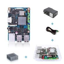 Asus sbcいじくりボード ■ RK3288 soc 1.8 クアッドコアcpu、 600mhzのMali T764 gpu、 2 ギガバイトLPDDR3 & 16 ギガバイトのemmc tinkerboards