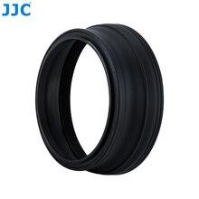 JJC universel 1 étape pliable Silicone Standard pare soleil 37mm 40.5mm 46mm 49mm 52mm 55mm 58mm 62mm caméra lentille protecteur