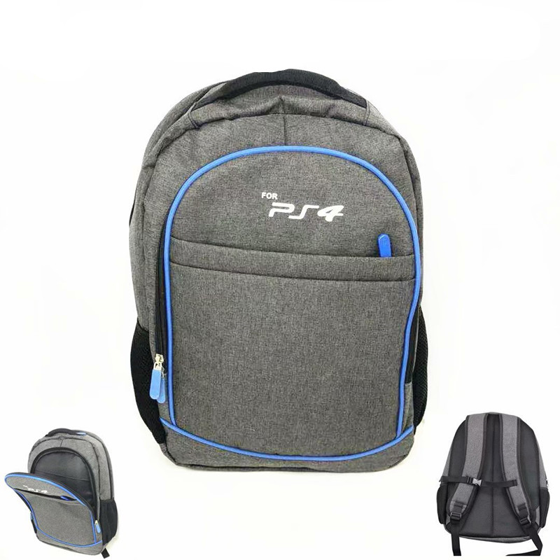 Yoteen Backpack for PS 2/3/4 slim Pro Protable PS4 PACK Bag Traveling and carrying Bags for Playstation 4 PS4 Xbox One Switch