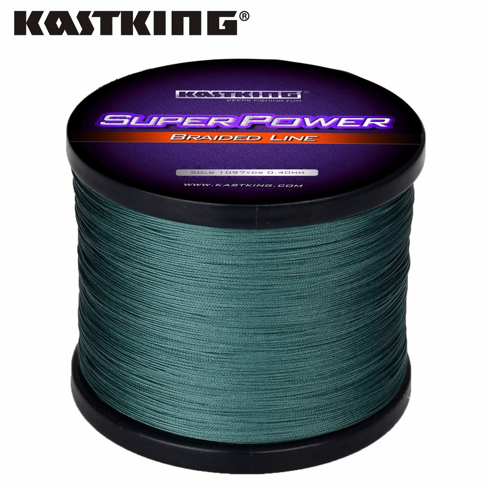 Saltwater Fishing 1000m 4 Colors For Choice Braided