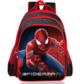 New 2016 Cartoon 3D Spiderman Boys School Bags Children School Backpacks Kindergarten/Primary Backpack Boy mochila Kids Satchels