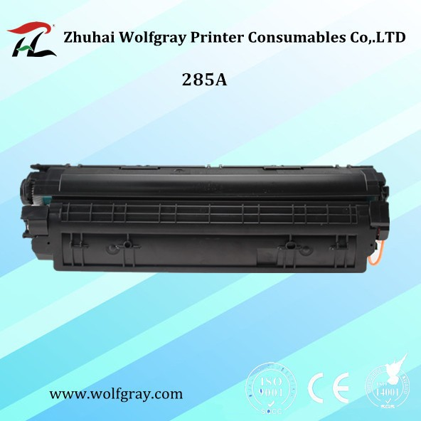 Free shipping toner cartridge for HP CE285A 285a 285 85a LaserJet Pro P1102 M1130 M1132 M1210