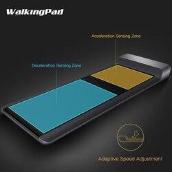 Xiaomi Mijia WalkingPad bieżni A1 elektryczne sprzęt Fitness inteligentny składany automatyczna kontrola prędkości pojazd kroczący 3