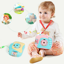 Get more info on the Children Electric Mini Simulation Sound and Light Projection Camera Toys Baby Cartoon Plastic Educational Toys Gifts