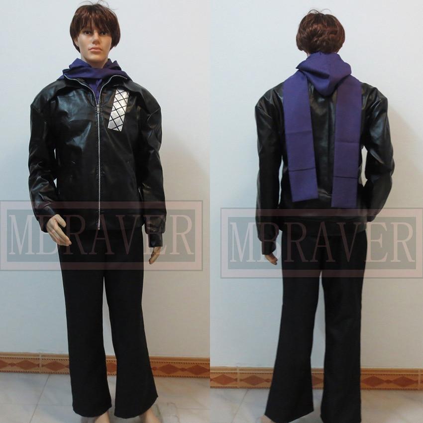 adult halloween costumes for font b men b font tokyo ghoul Kirishima Ayato cosplay Costume anime