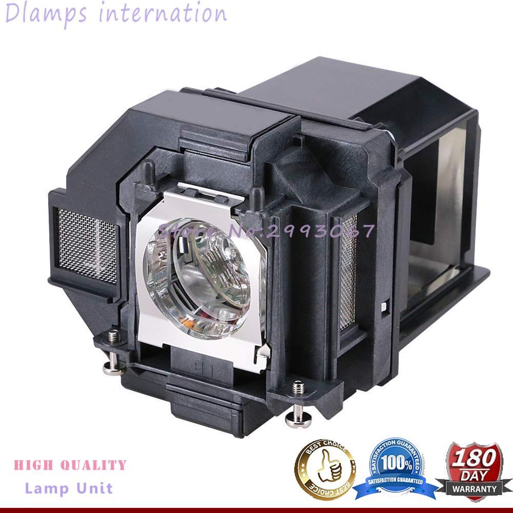 Projector Lamp For ELPLP96 PowerLite Home Cinema EB-S41 EH-TW5650 EH-TW650 EB-U05 EB-X41 EB-W05 EB-W05 WXGA 3300 EH-TW5600