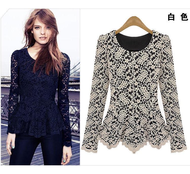 Dress Tops For Women Plus Size Women S Tops Blouses Shirts Sizes ...