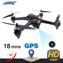цена на New JJRC X8 Professional GPS Positioning Mode Brushless RC Drone With 5G WiFi FPV 1080P HD Camera Quadcopter VS B5W Toys Gifts