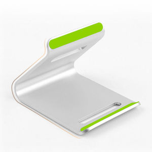 Image 5 - Mobile support Mobile Phone Holders Metal Stands Aluminium Alloy For Apple iPhone X 8 8Plus Support bracket desktop Case
