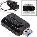 """USB 3.0 a SATA Adaptador Convertidor Externo Puente para 2.5 """"3.5"""" Hard Disk Drive"""