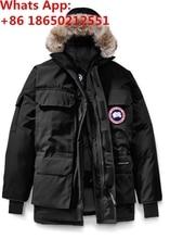 Kışlık ceketler Kanada Kaz: yorumlar. Kanada Kaz: Kanada Down Ceketler
