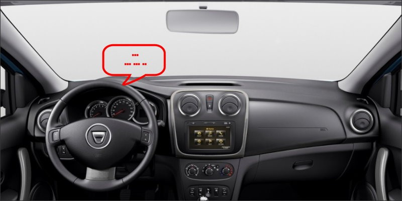 For Renault Duster / For Dacia Duster 2009~2015 Car HUD Head Up ...